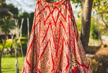 Wedding Couture.. / Indian lehengas and jewellery.