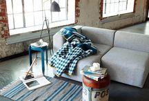 ROROS Decken / norwegische Decken aus 100% Schafwolle aus ROROS