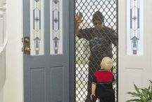 Sunshine Coast Security Doors / Screens Plus Security Doors will actually protect your home and your family. Offer both Style and Security.