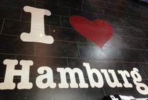 Hamburg - was tun? was essen? / Tipps was man in Hamburg unternehmen kann und Restaurants und Bars, die ich besuchen will.