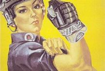 Girls Play Hockey Too!