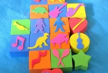 Preschool arts & crafts / by Trisha Cooper