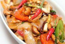poulet à la chinoise