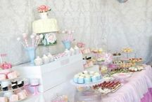 High tea / Ideas for pink ribbon high tea fundraiser