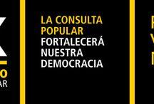 Consulta Popular / Firma por México Por una vida mejor