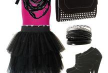 80s fashion