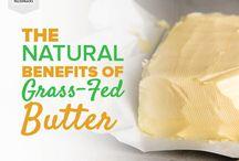 Benefits of grass-fed BUTTER