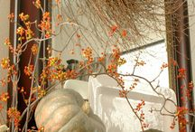 Осень декор