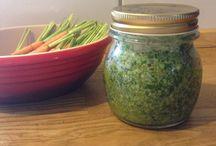 Krydder-køkkenet / Brug af krydderier og andet grønt