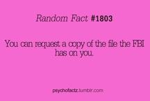 Random / by Brooke Hendrickson