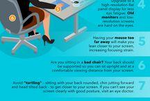 Eye Related Infographics