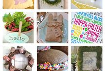 Easter / Ideas for Easter decorating, cooking and celebrating