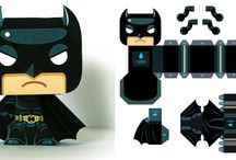 papercrafts heroes