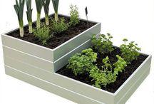 Odlingsbänkar & odlingsvitriner