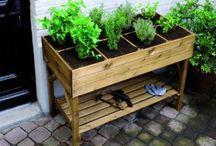 Idée pour le jardin