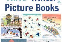 WINTER BOOKS / What do you think are the best winterbooks for children?