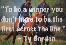 Heartland Best TV Show ever / by Kimberly Levi-Stordeur