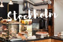 Stockholm favs
