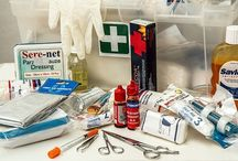 Personal First Aid Kit / Recommendations of items that you should include in your personal first aid kit. We also explain you how to personalize your first aid kit to meet individual needs. View all the items here: insidefirstaid.com