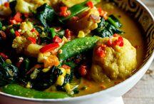 Curries / Oriental Food / by Inge Kranner