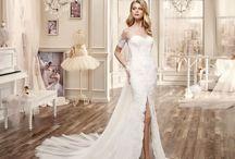 Svadobné šaty Nicole