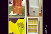 Furniture Makeovers / by Areli Harris