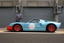 GT40 / by Warren