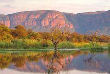 Limpopo towns for a winter break-away