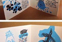 Illustrations handmade