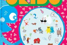 OKIDO Digital 06 / Digital photos of Okido 06 which is all about germs!  / by OKIDO Magazine