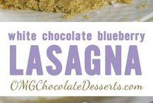 White Chocolate Treats!!!