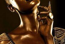 Black Gold Beautiful
