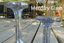 mercury glass +