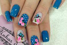 manicure hermoso