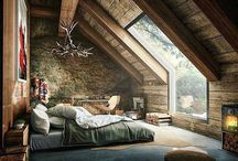 Cabin, InNature,