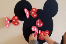Party: Minnie * Mickey Mouse