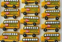 Cookies - School / by Tara Breitner Lethbridge
