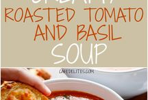 Soup / Lots of tasty soup recipes to try! Yum!!