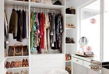 Closet Space / by Rachel Singer