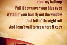 Music/Lyrics / by Cassi May