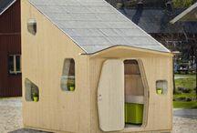 Case di legno per studenti