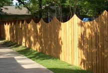 Scalloped Fences / Scalloped Fences built by Titan Fence