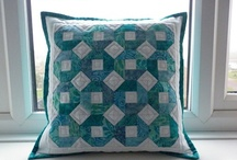 Pillows and other Small Quilts