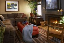 Family rooms / by Debbie Clark