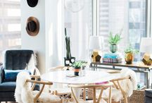 Dining Room Decor and Interiors / A collection of gorgeous inspirational ideas for the perfect dining room
