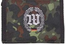 Bundeswehr Geldbörsen in flecktarn / Bundeswehr Geldbörsen in flecktarn / mehr Infos auf: www.Guntia-Militaria-Shop.de