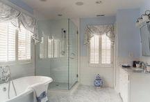The Birth of a Bath: Design & Inspiriation / by Cheryl Latsch