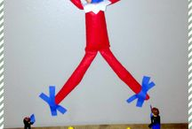 elf the shelf ideas lol / by Stephanie Rickman