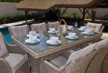 Rattan Furniture Dubai / Shoppers on the lookout for patio furniture showrooms don't need to go further than Maze #RattanFurnitureDubai located at Al Shafar Investment Building, close to Noor Bank Metro and Junction 43, Sheikh Zayed Road.