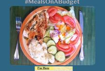 Meals On a Budget / Are you trying to cut your food bill? Stop by and see the price break down of each meal and a few tips along the way.